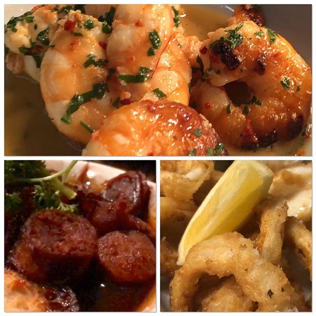 Will you choose garlic prawns? Chorizo sausage or battered calamari, at tomorrow nights tapas night?  Book your table on 01245 443151.