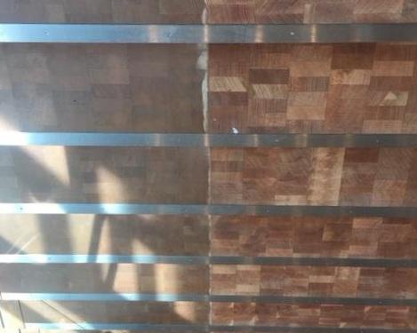 wood floor refinish