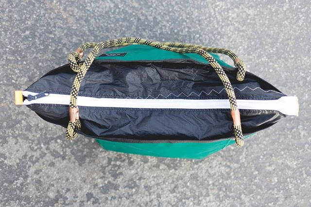 Our awesome boat tote has new stitching, check it out! Our zig zag stitching ensures  even more durability!