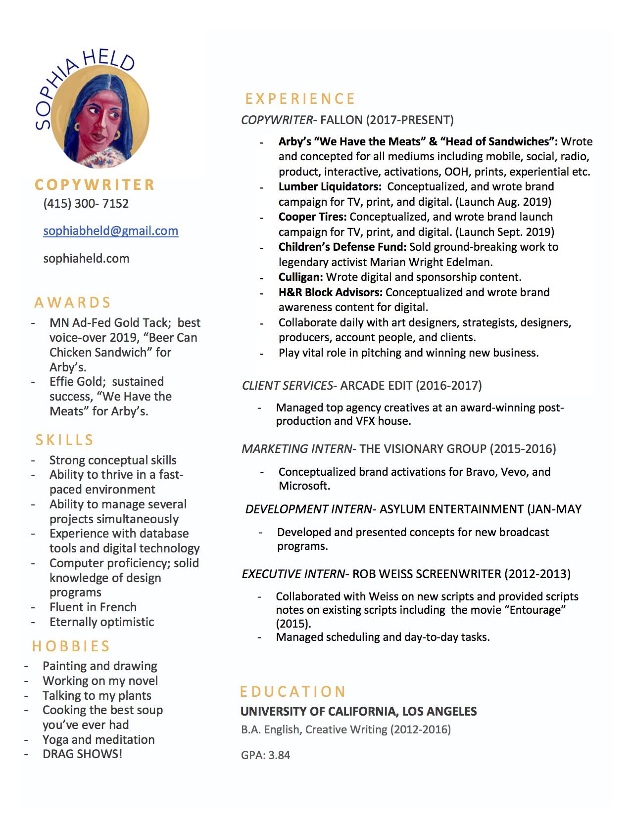 Resume- Sophia Held (6.2019).jpg