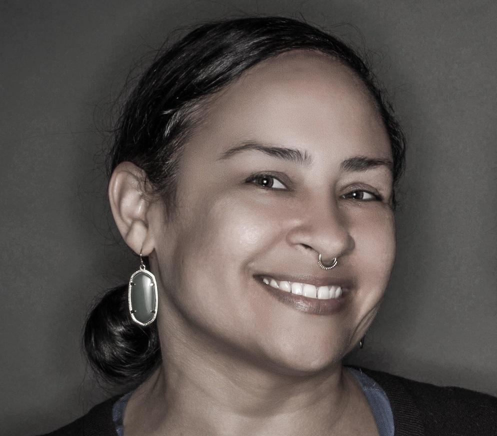 Tracy's portrait for Vison Maker Media