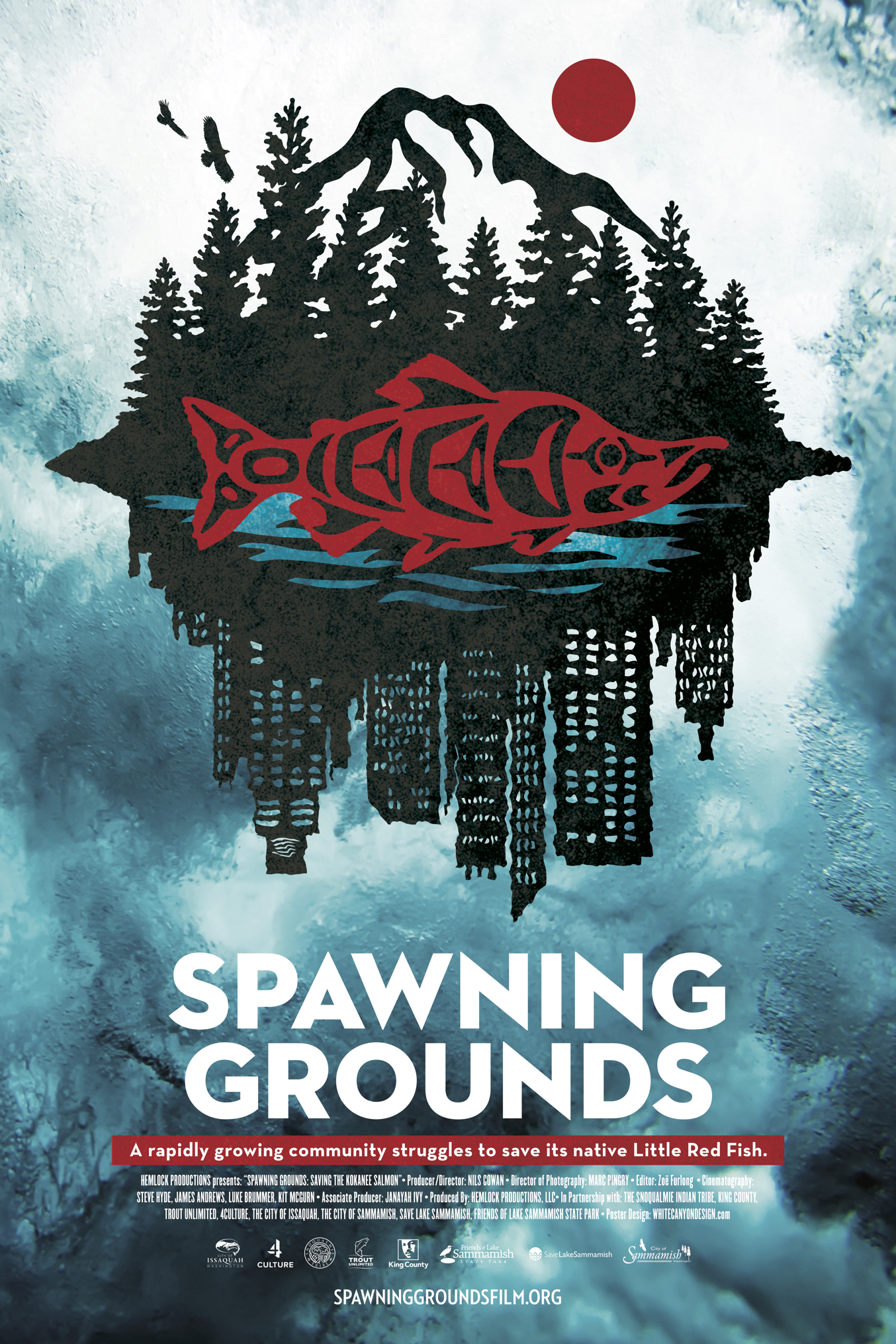 Spawning Grounds Official Poster