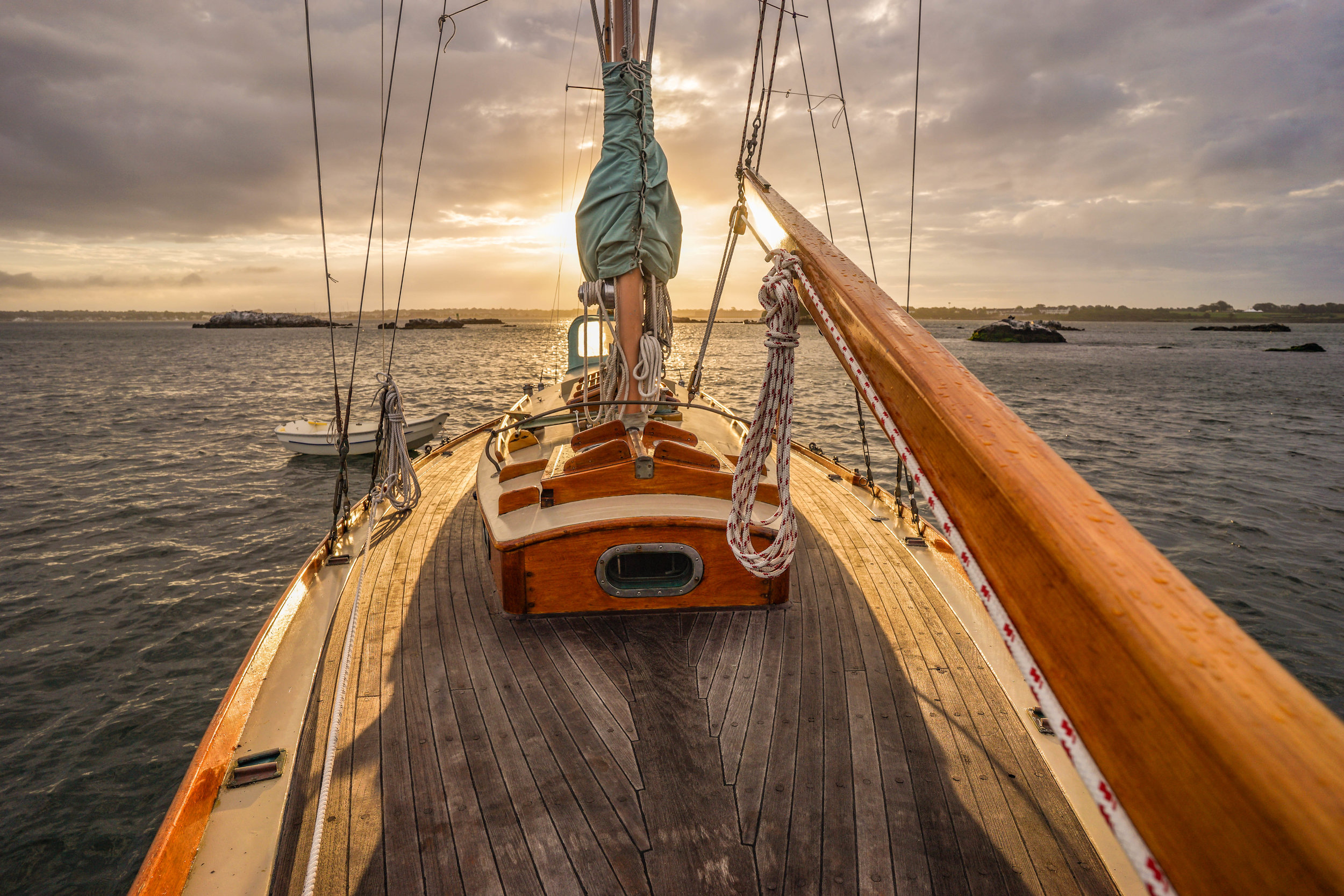 Mr. Badger & Co. - Sailing Charters