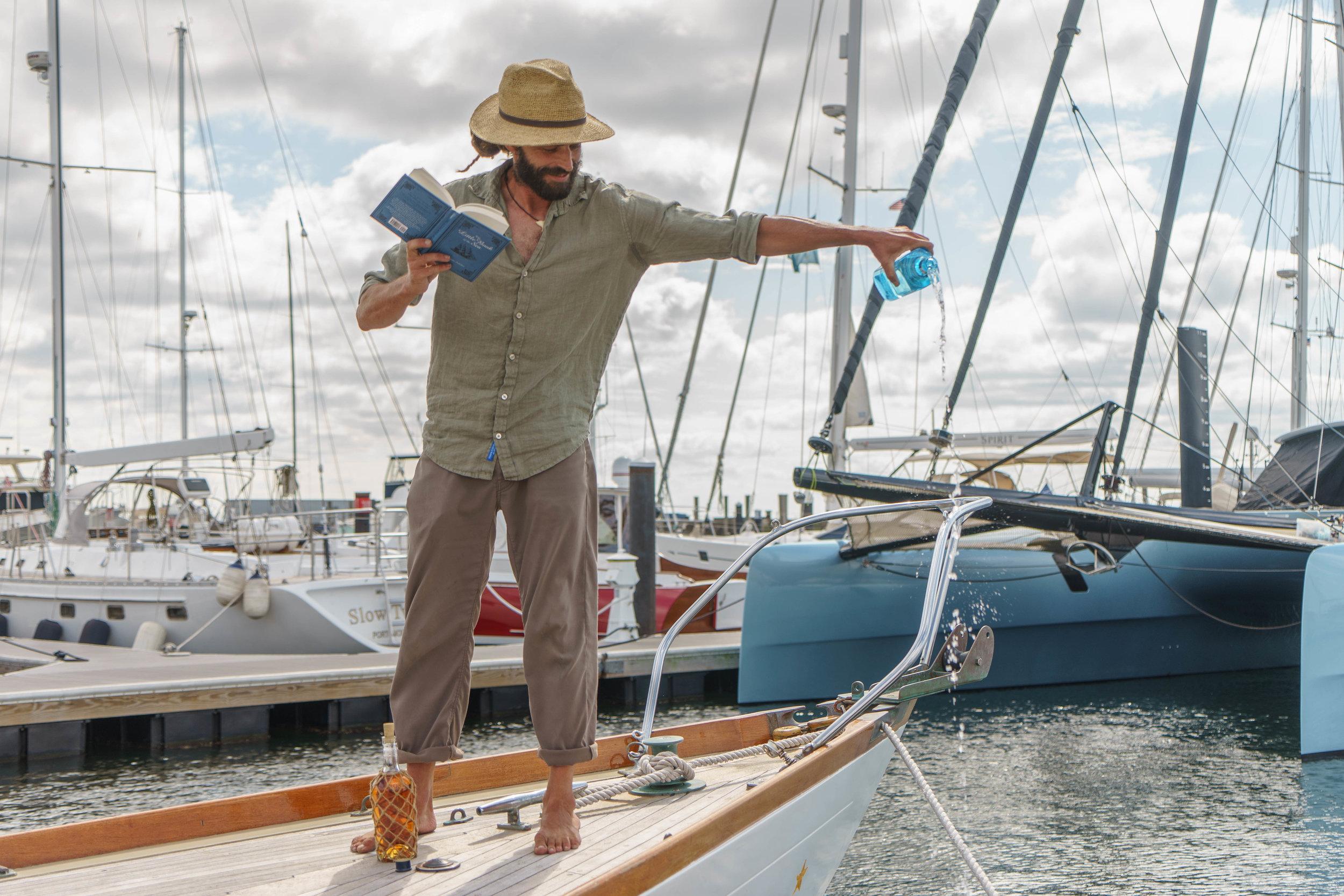 Newport Day Sailing