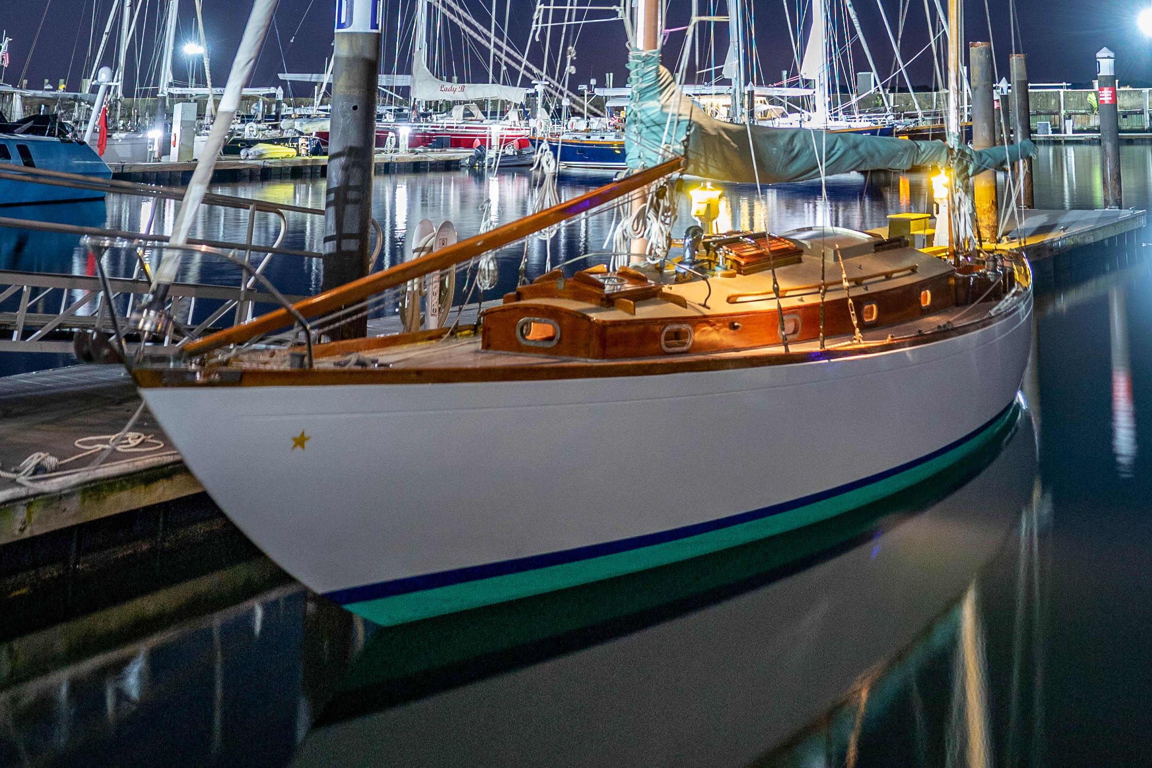 Mr. Badger & Co. - Private Yacht Charter