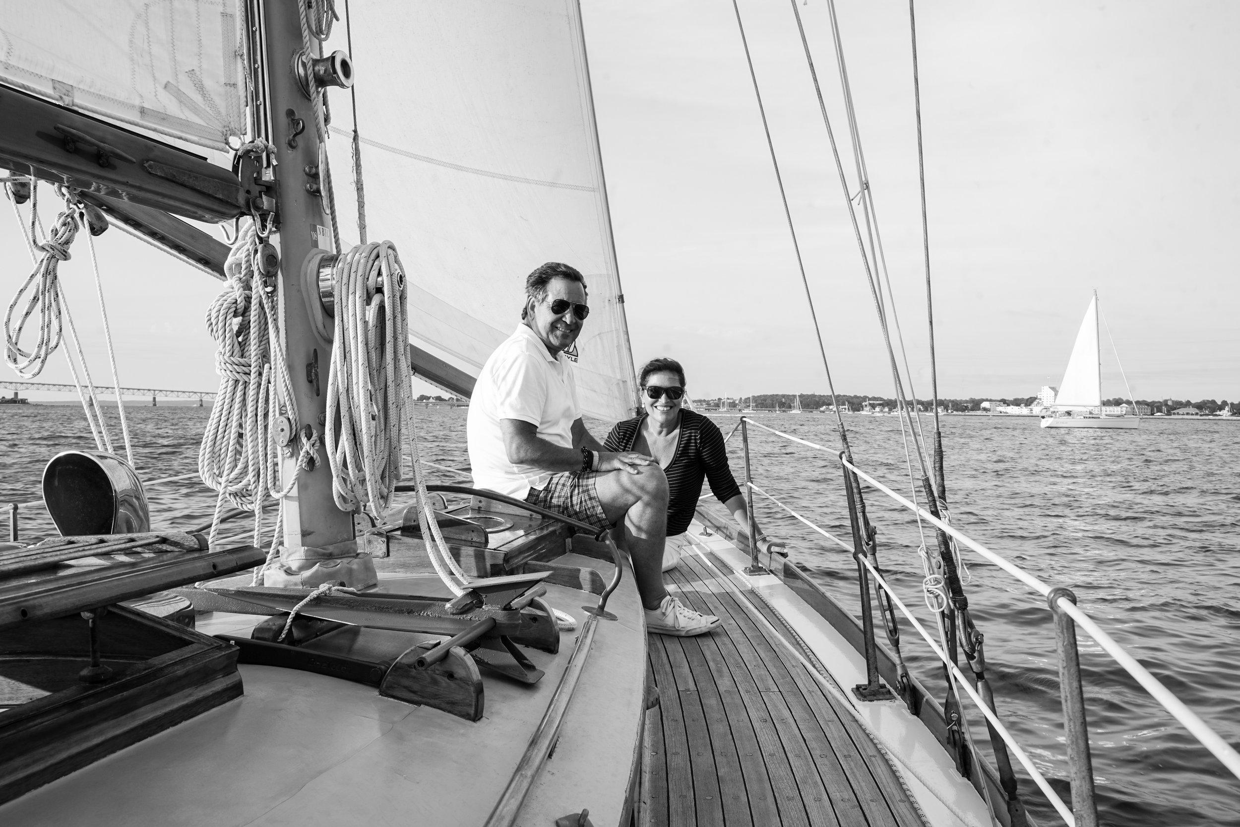 Mr. Badger & Co. - Sailing Charter