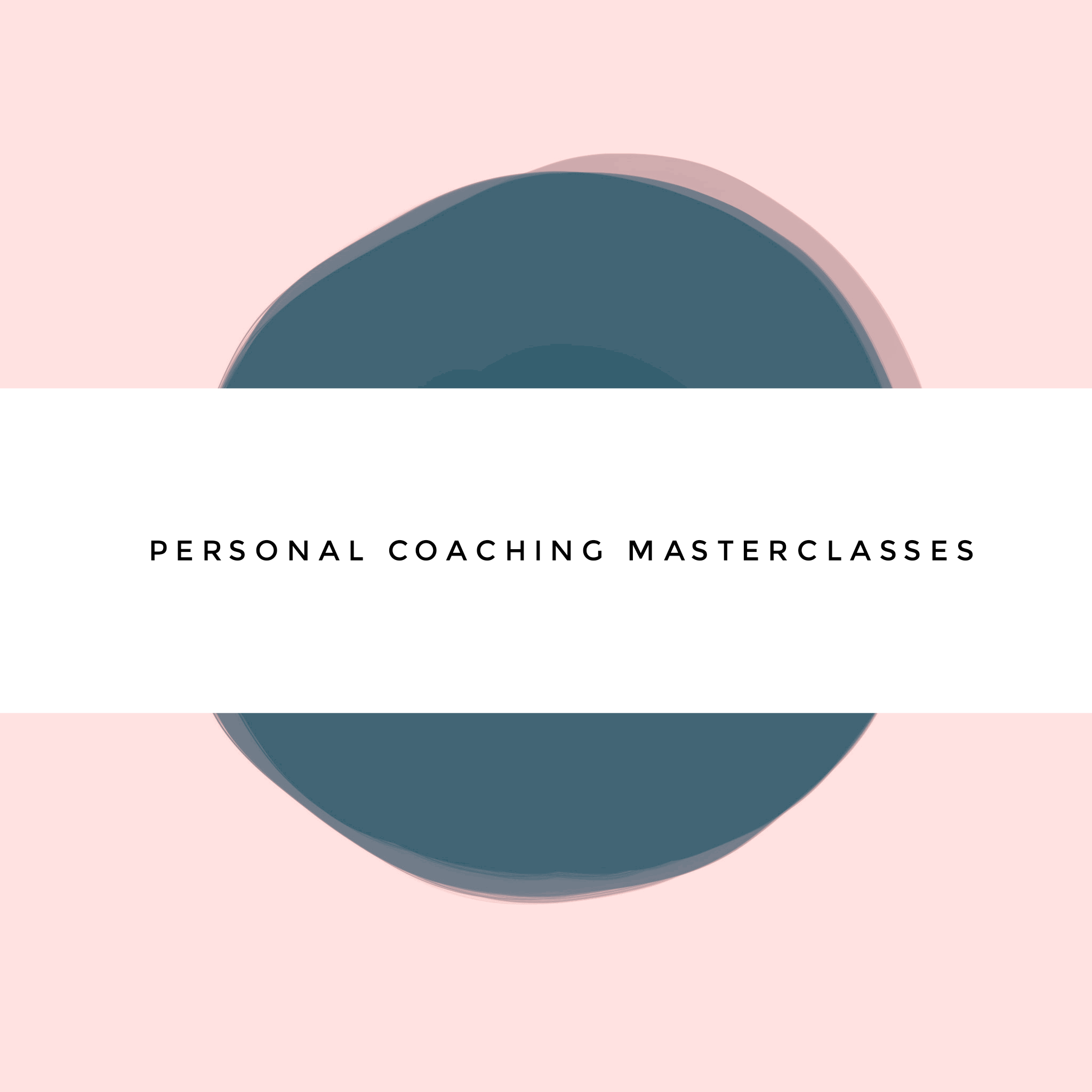 £35 per month /£400 per year - Join like-minded women in monthly group coaching masterclasses to discuss, develop and apply strategies for personal development.