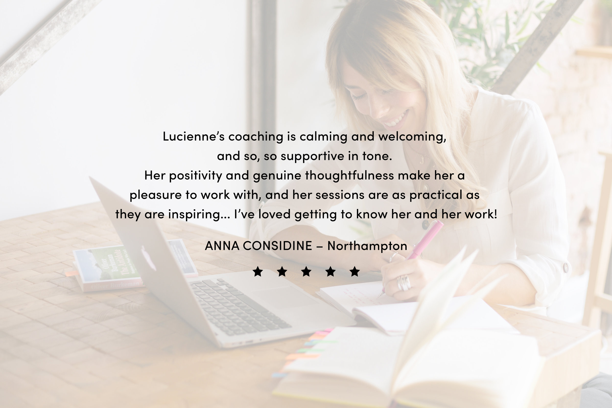 Lucienne Professional Coaching
