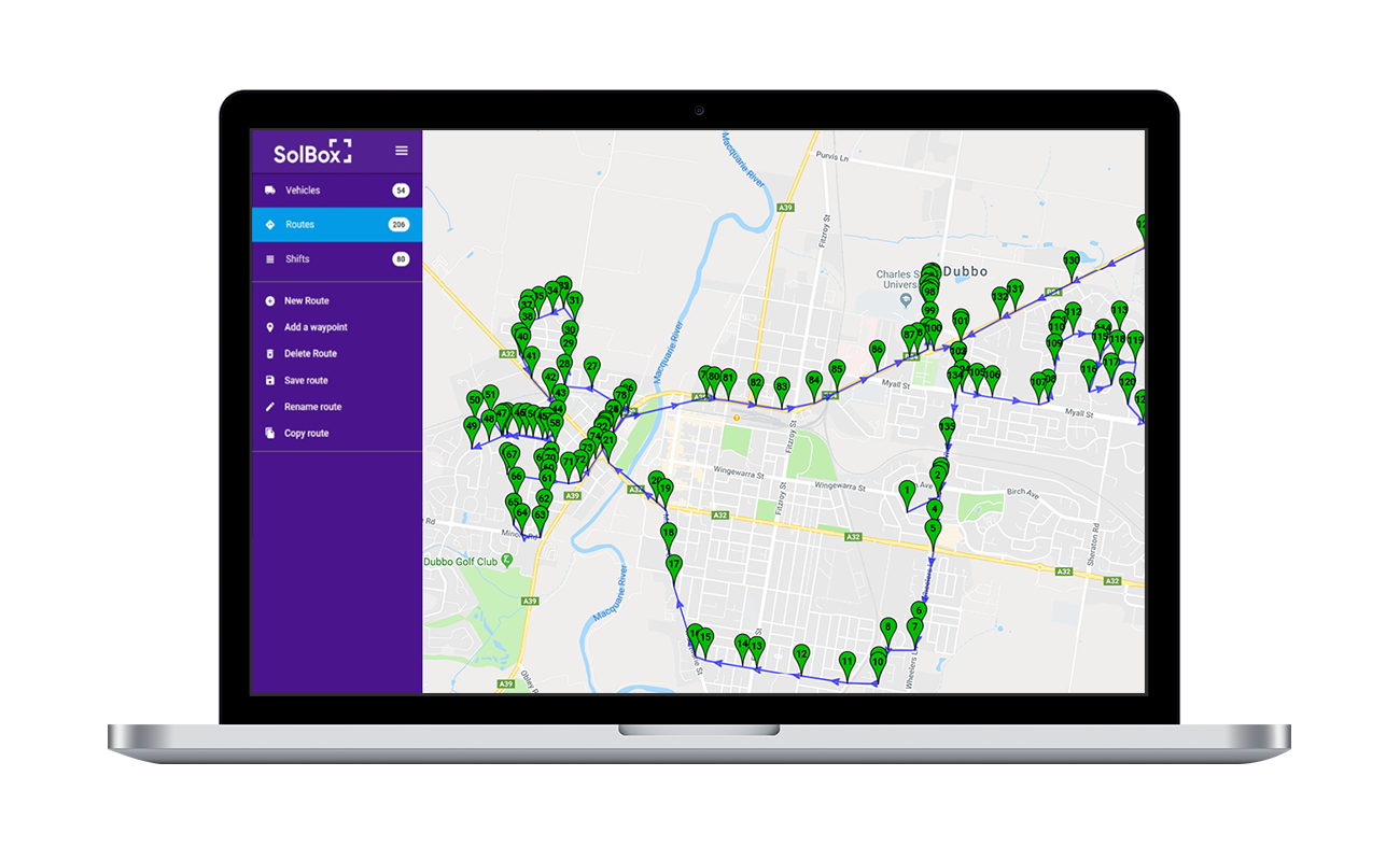 Pre-installed bus routes eliminates training time - Reduce training hours by up to 90 per cent with preinstalled bus routes on TomTom Telematics driver terminals. This includes both standard and augmented bus stops pre-loaded onto the routes, with easy-to-follow turn by turn navigation.