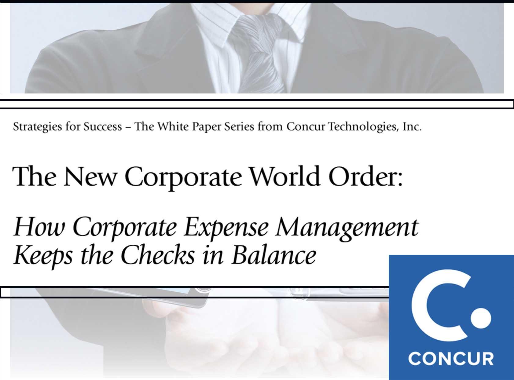 concur - WHITE PAPER