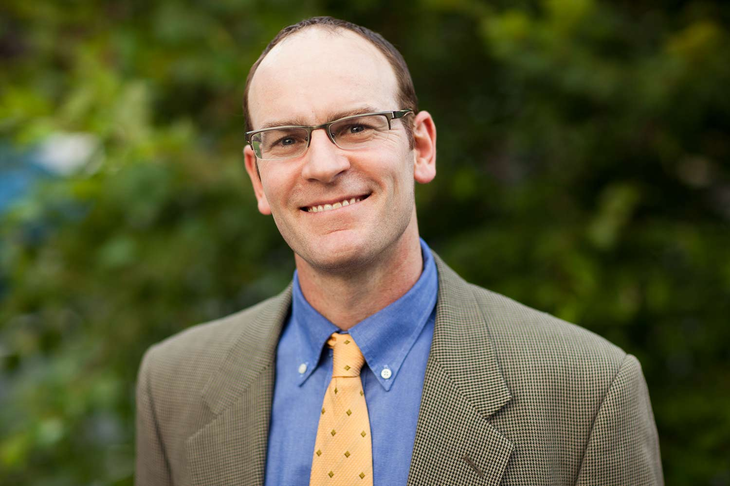 """- """"The culture that we've established at Dermatology of North Asheville prioritizes the patient experience and offers our patients what they deserve: A visit that is specifically tailored to their particular needs.""""-Mark Hutchin, MD"""