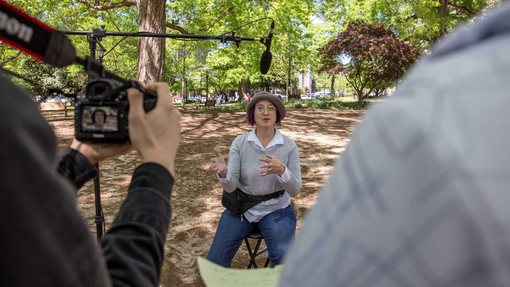 Natacha Sochat Interview
