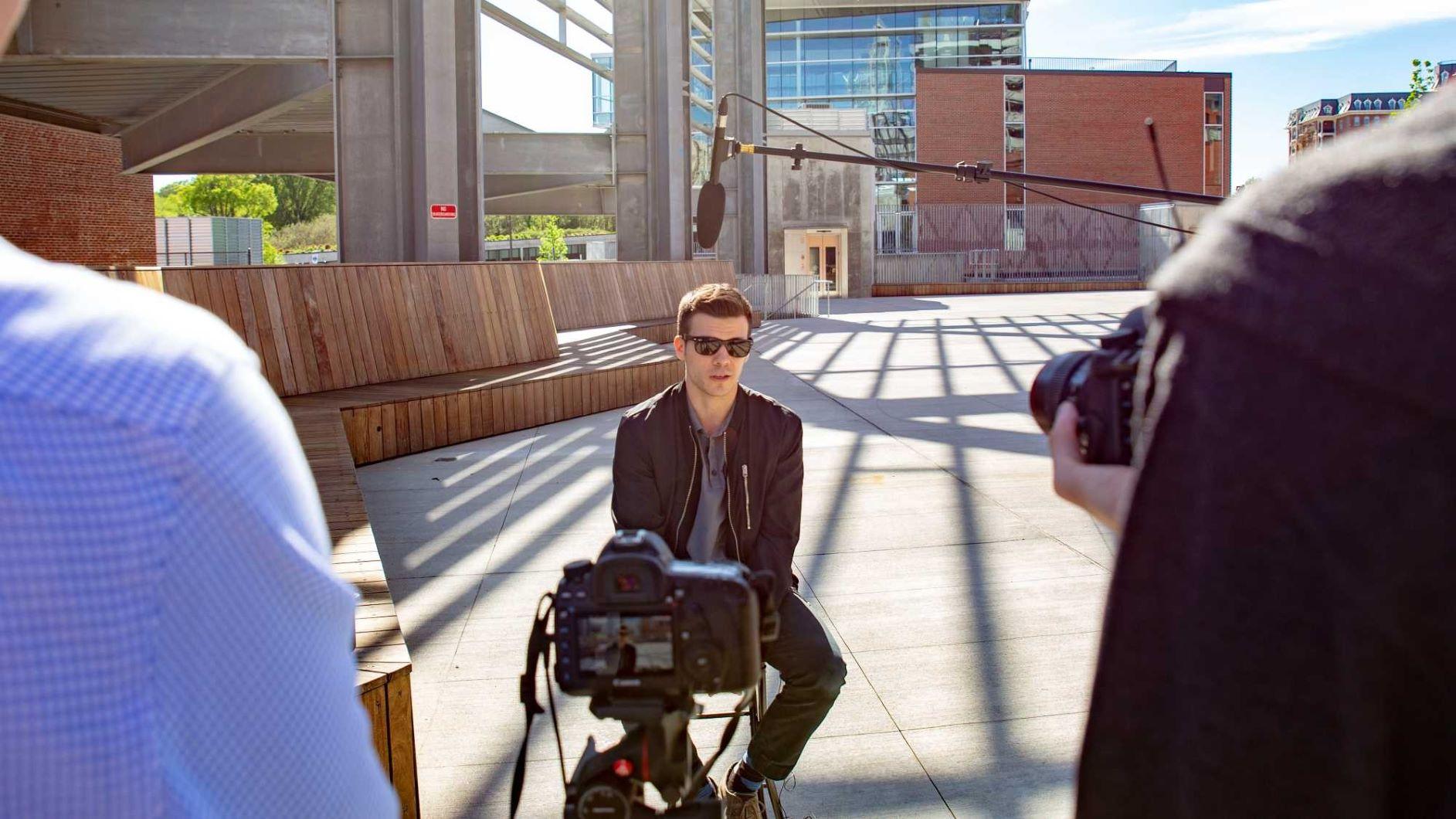 Cody Daniel Interview