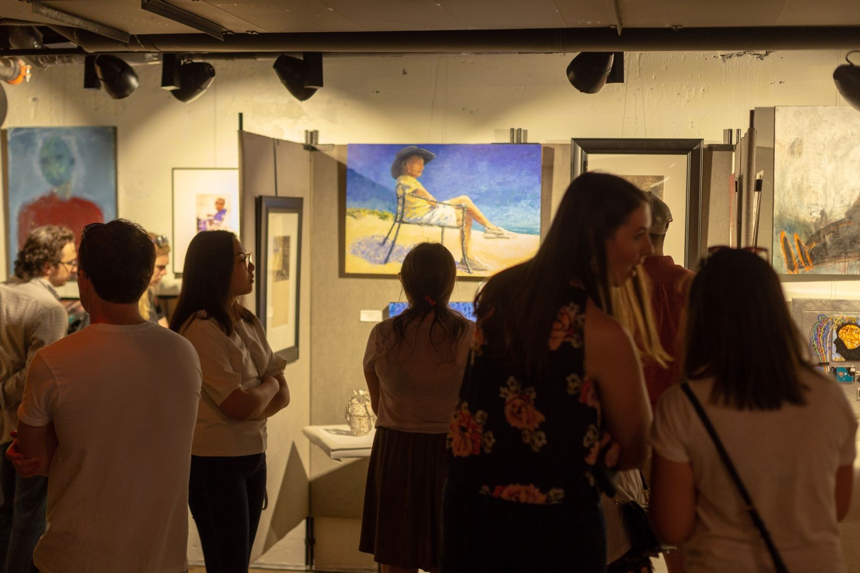Copy of Art of Mind Opening Reception
