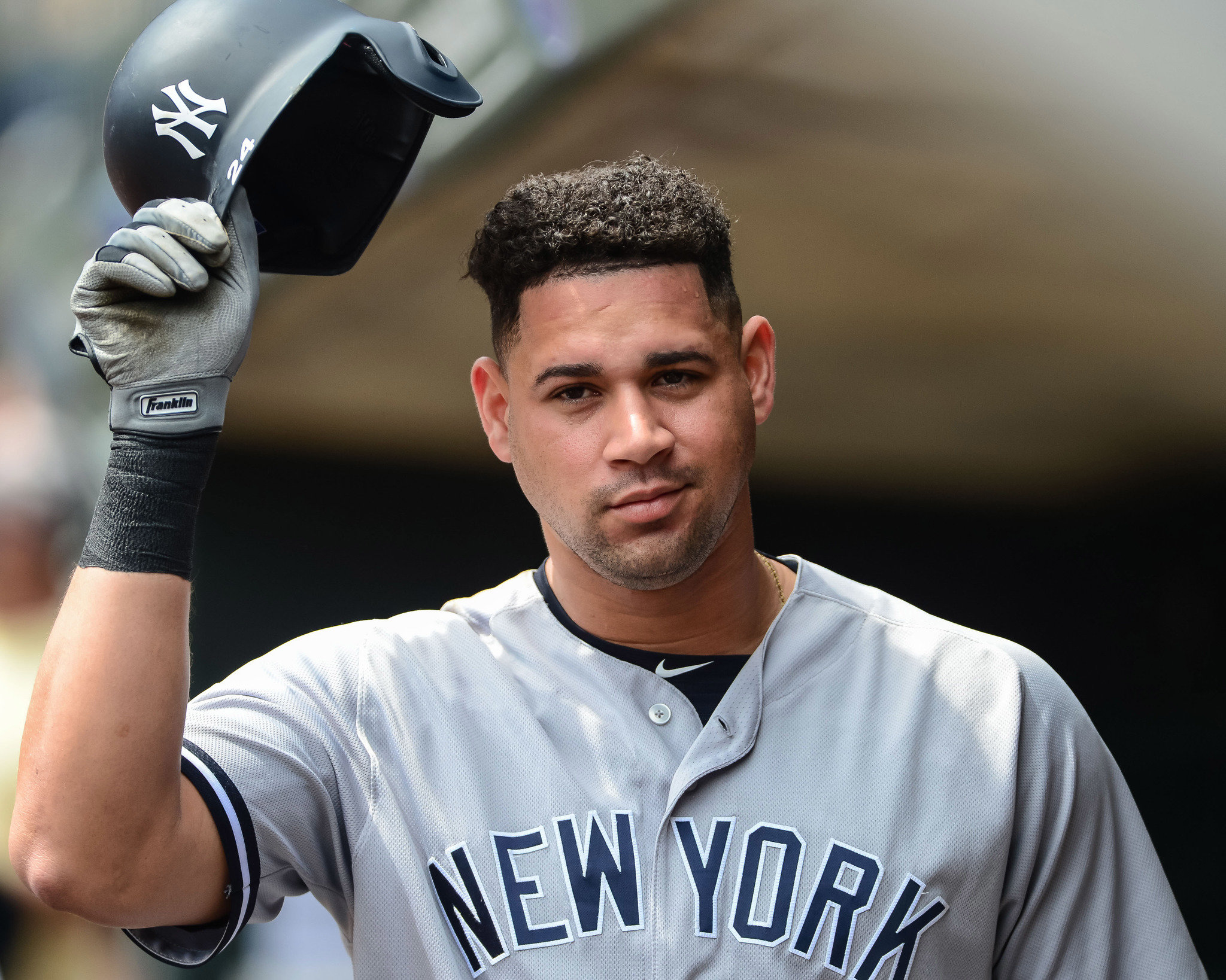 Yankees Backstop Gary Sanchez (Jeffrey Becker | USA Today Sports)