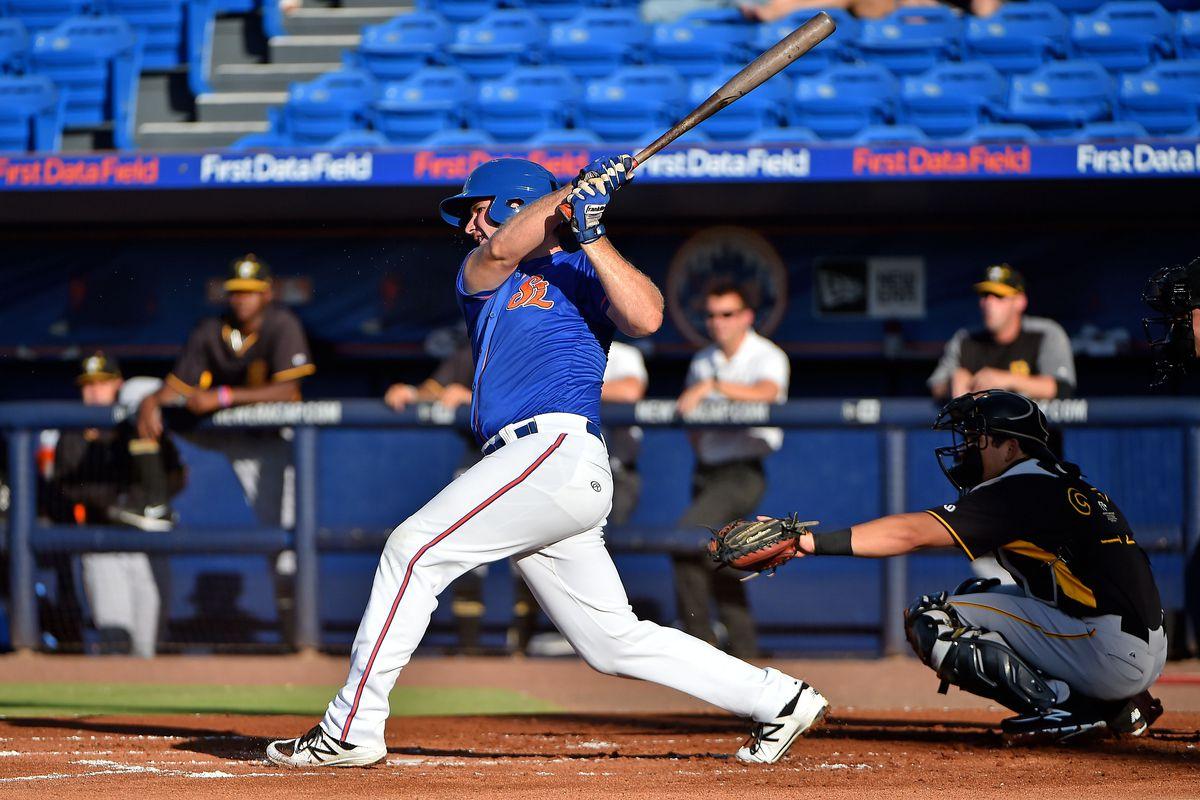 Mets Prospect Peter Alonso (Photo: Jasen Vinlove-USA TODAY Sports)