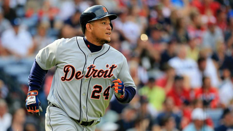 Future Hall of Famer Miguel Cabrera (Daniel Shirey/Getty Images)