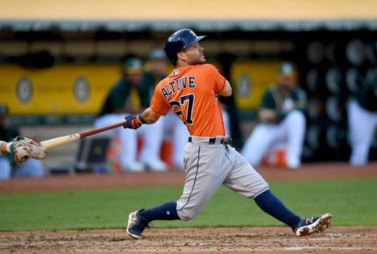 Astros Second Baseman Jose Altuve (Photo by Thearon W. Henderson/Getty Images)