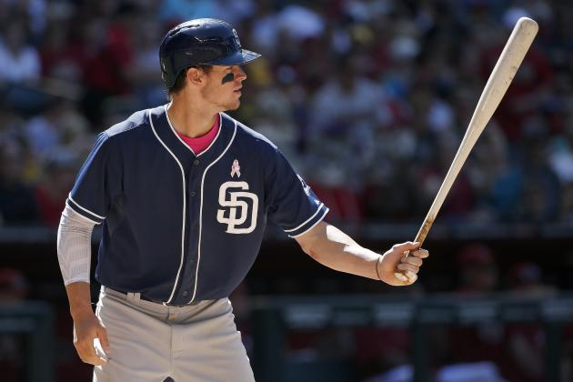 Padres IF/OF Wil Myers (Ross D. Franklin/Associated Press)