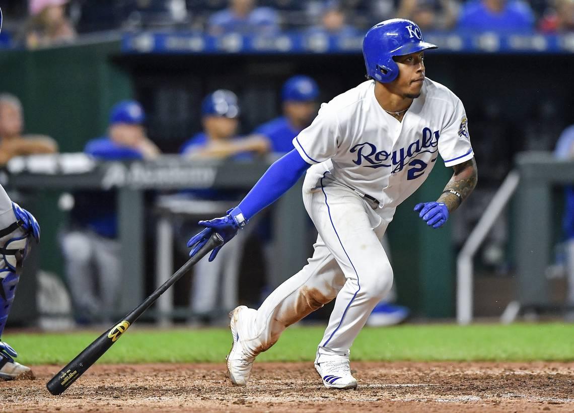Royals Shortstop Adalberto Mondesi