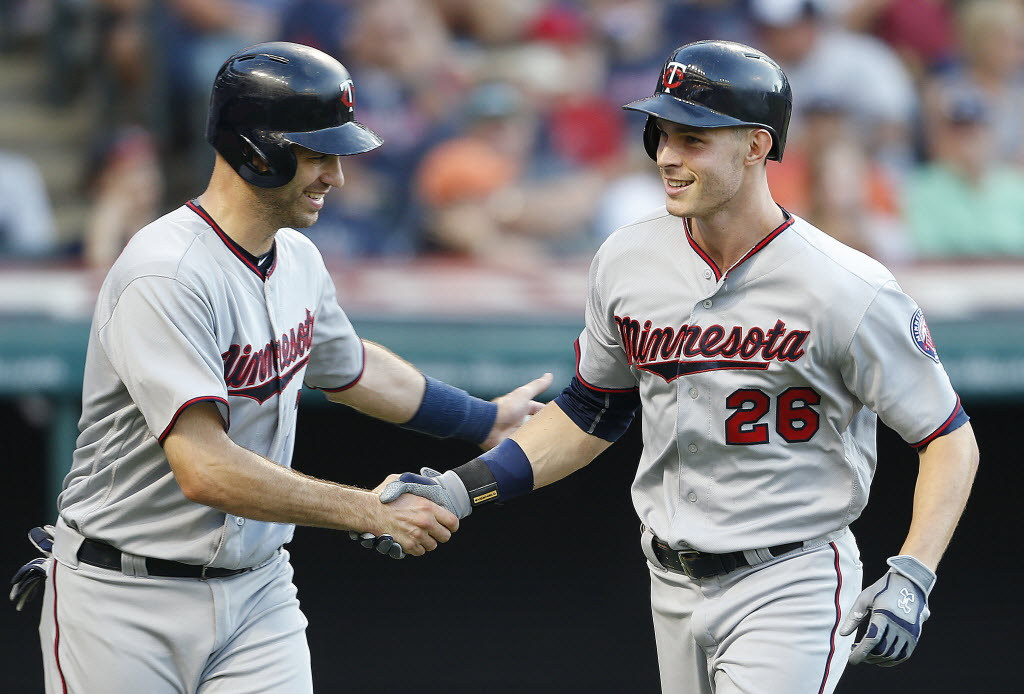 Twins Outfielder Max Kepler (Photo: Star Tribune)