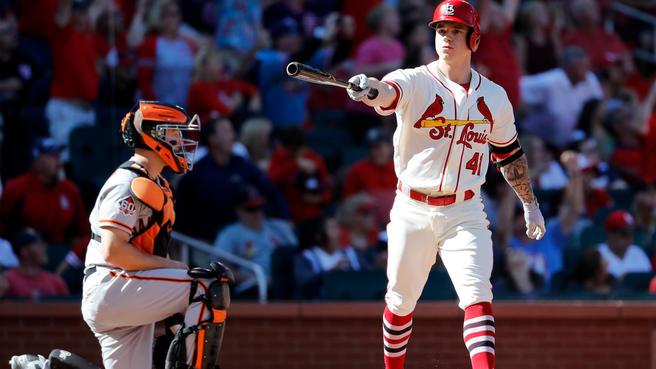 Cardinals Outfielder Tyler O'Neill (Photo: AP)