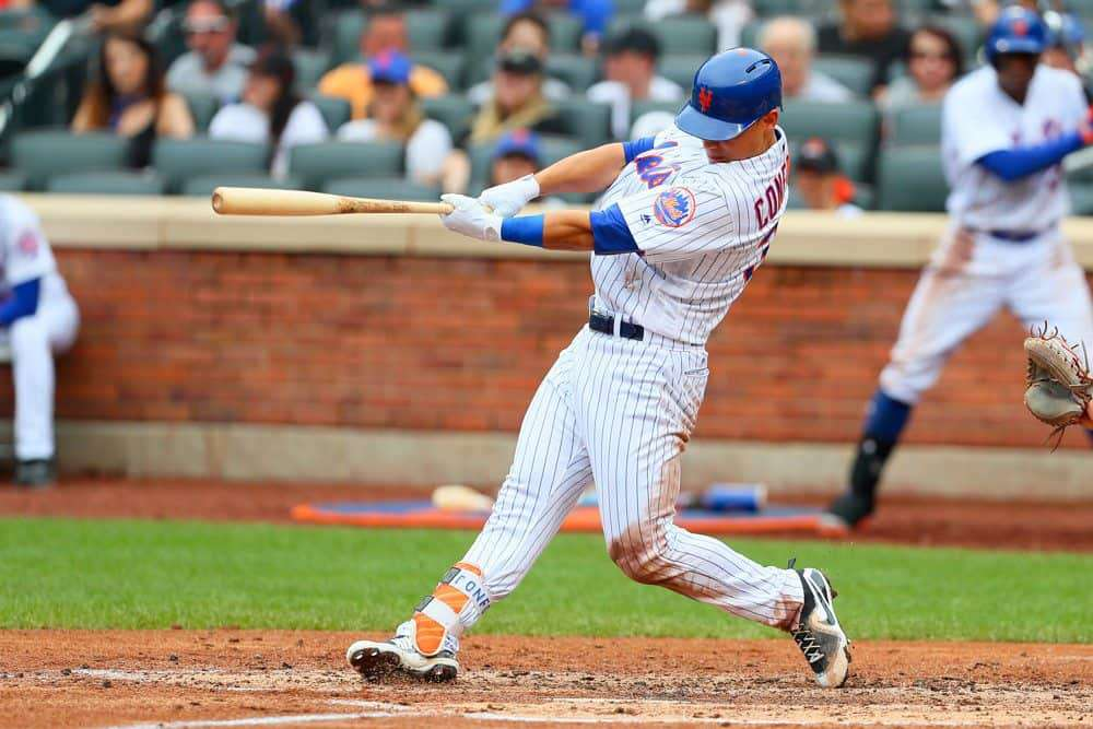 Mets Outfielder Michael Conforto (Getty Images)
