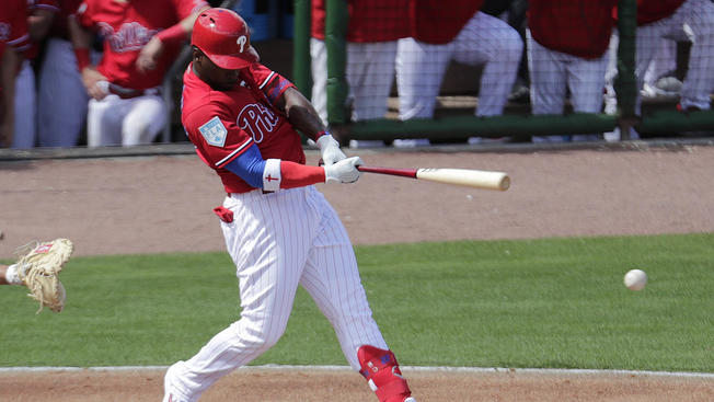 Phillies Outfielder Andrew McCutchen