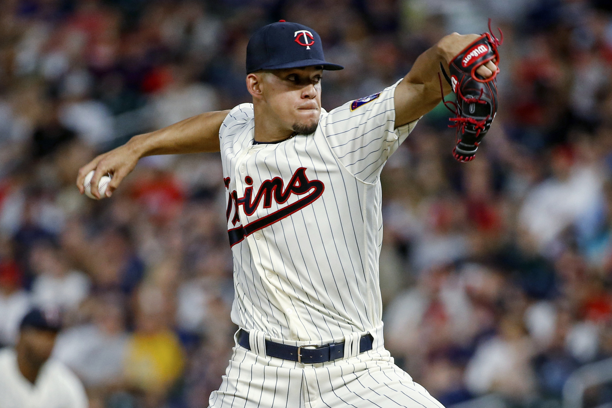 Twins Pitcher Jose Berrios