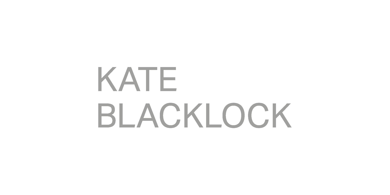 kate blacklock