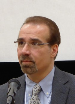 The 2015 George R. Stibitz Computer & Communications Pioneer Award     David Ferrucci    For Seminal Contributions & Leadership as the Principal Investigator of the IBM Watson Computer