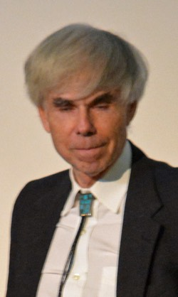 The 2014 George R. Stibitz Computer & Communications Pioneer Award     Douglas Hofstadter    For Seminal Contributions to the Understanding of Human Cognition, Consciousness and Perception