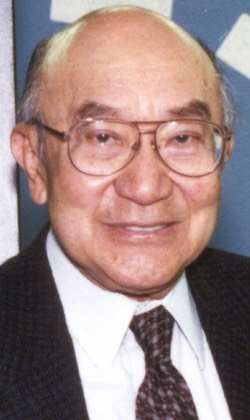 The 1997 George R. Stibitz Computer & Communications Pioneer Award     Chuan Chu    For Major Design Contributions to the ENIAC Computer