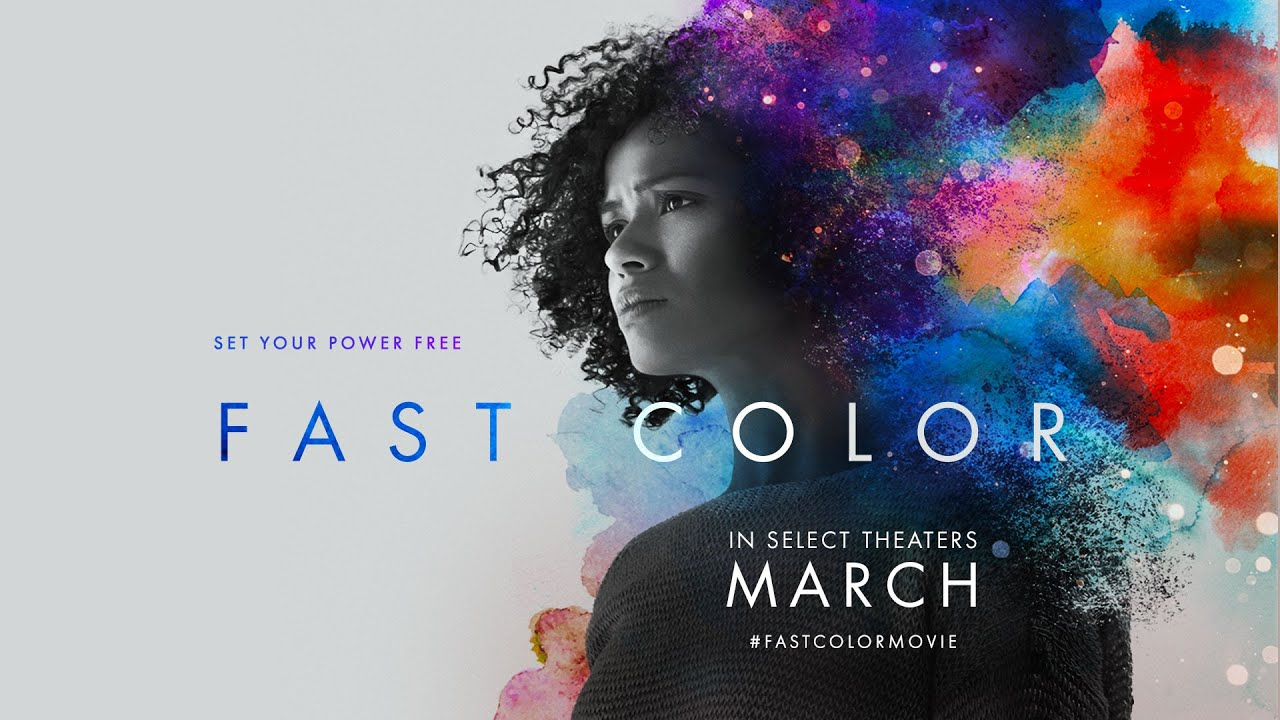 Poster From Fast Color