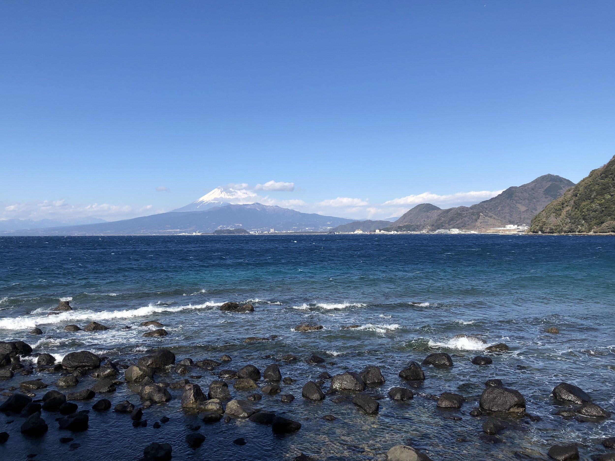 The Tiny Wave off Kanagawa