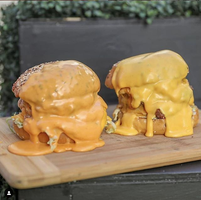 Cheese lovers rejoice! @realogburgers are now delivering the goods to selected areas throughout Melbourne! Order online through our website.  Thanks to @damoforce for the super cheesy shot! 😁 😁 😁