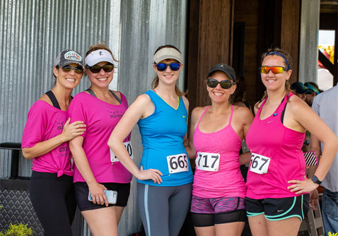 Race to Brunch 5k -