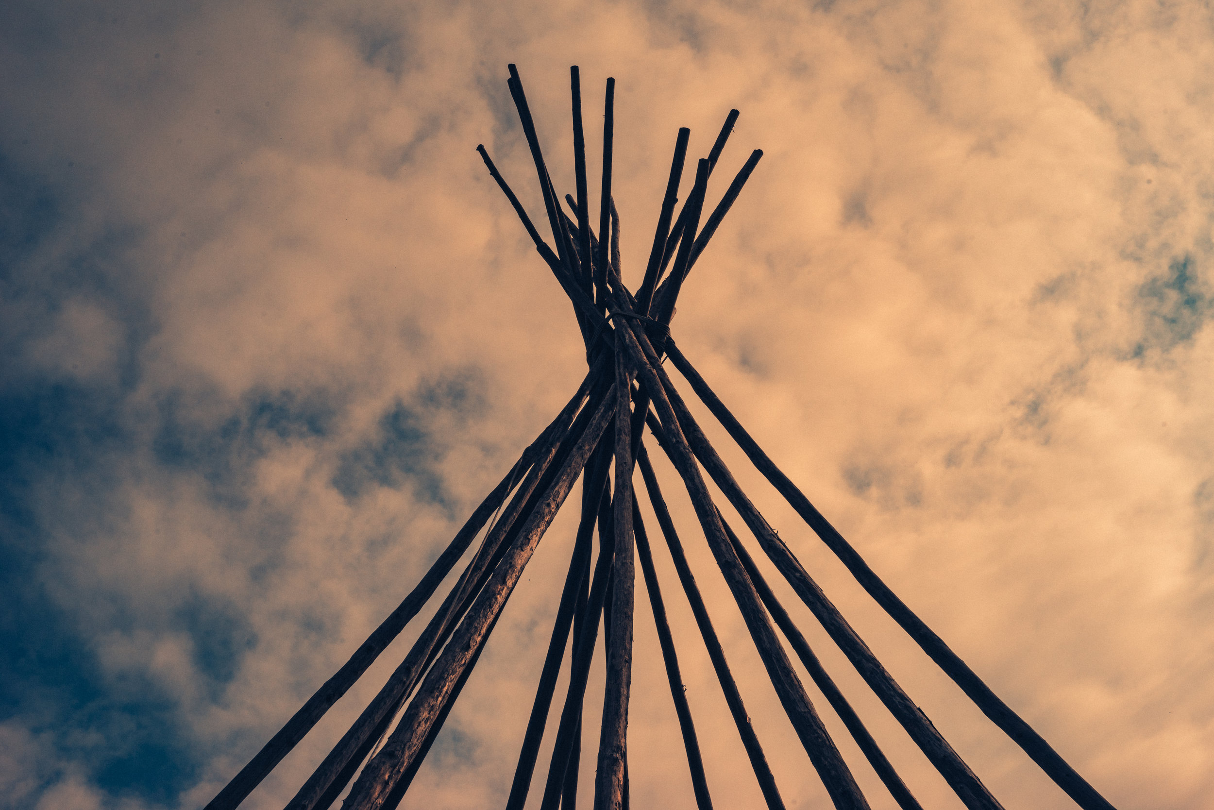 Open Tipi Sacred Space - The Astral Tipi is a space for people to come together and honor each others being in this world. Every evening, when in need for inner quiet, the tipi is there for us. This space is meant for all and to be shared with gratitude and respect.