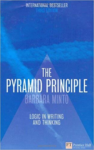 Communicate better with the Pyramid Principle