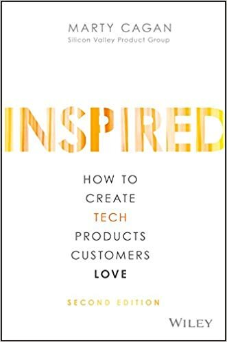 """Learn about Product Management with """"Inspired"""" by Marty Cagan"""