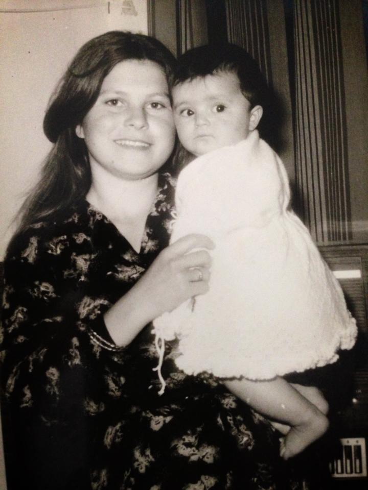 - Mum and I, Turkey, 1981