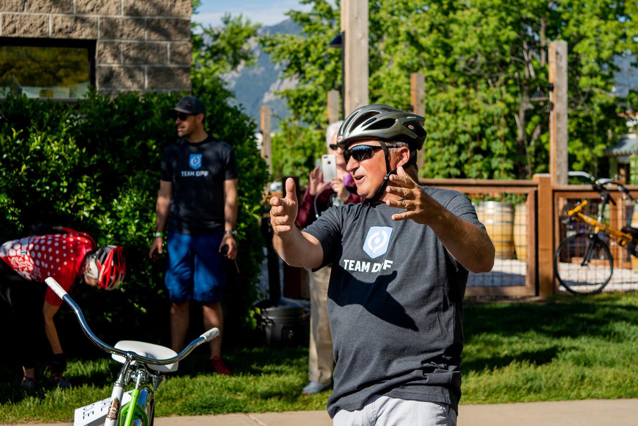 Ride Organizer: Tom Palizzi;  info@tourdevictory.com