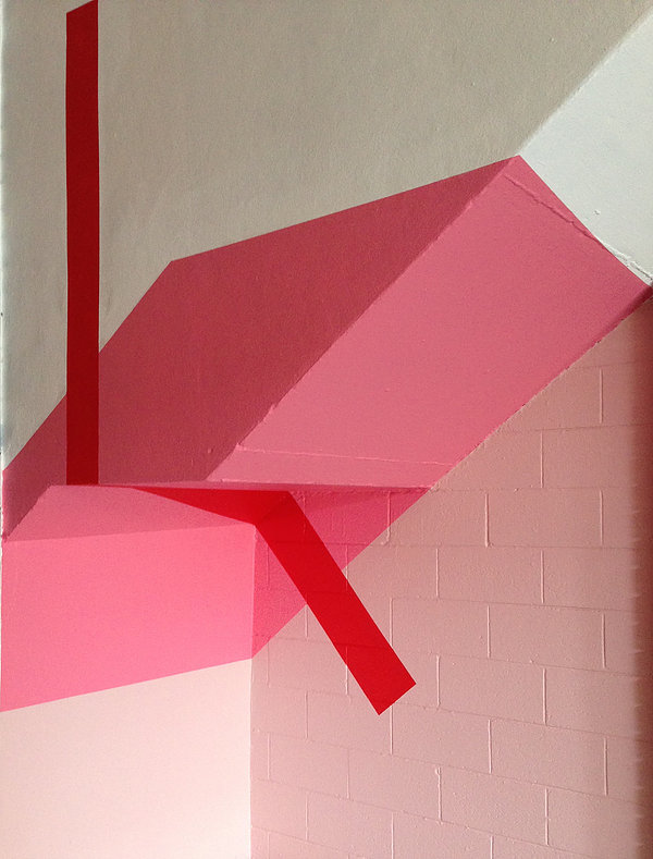 Stair(detail), 2016, Acrylic wall painting Factory 49 Sydney.jpg