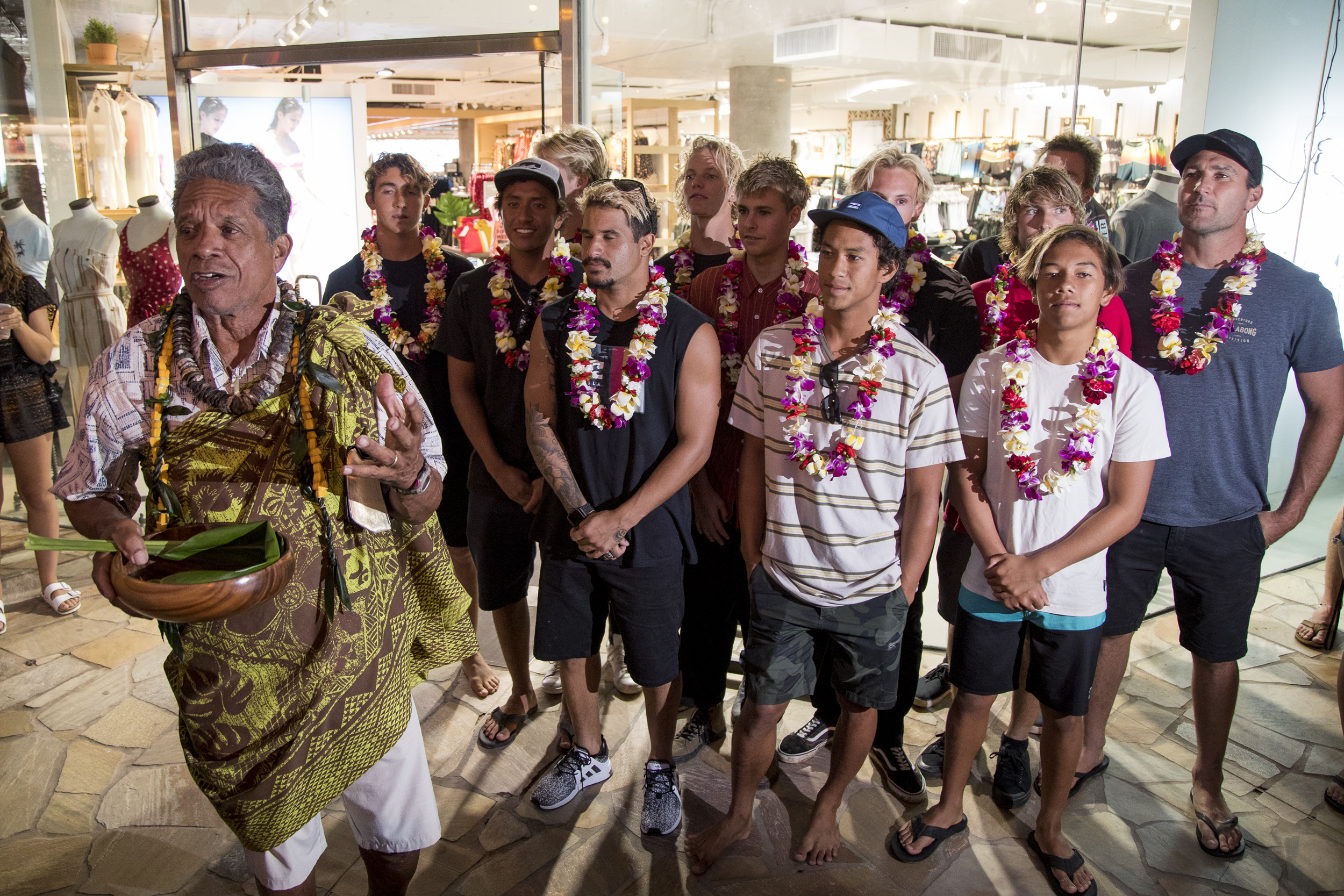 BillabongGrand Re-Opening - Iconic Surf Brand, Billabong, to Reopen Flagship Store at the Hyatt Waikiki With Focus on Experiential Retail and Supporting Local Businesses and Athletes