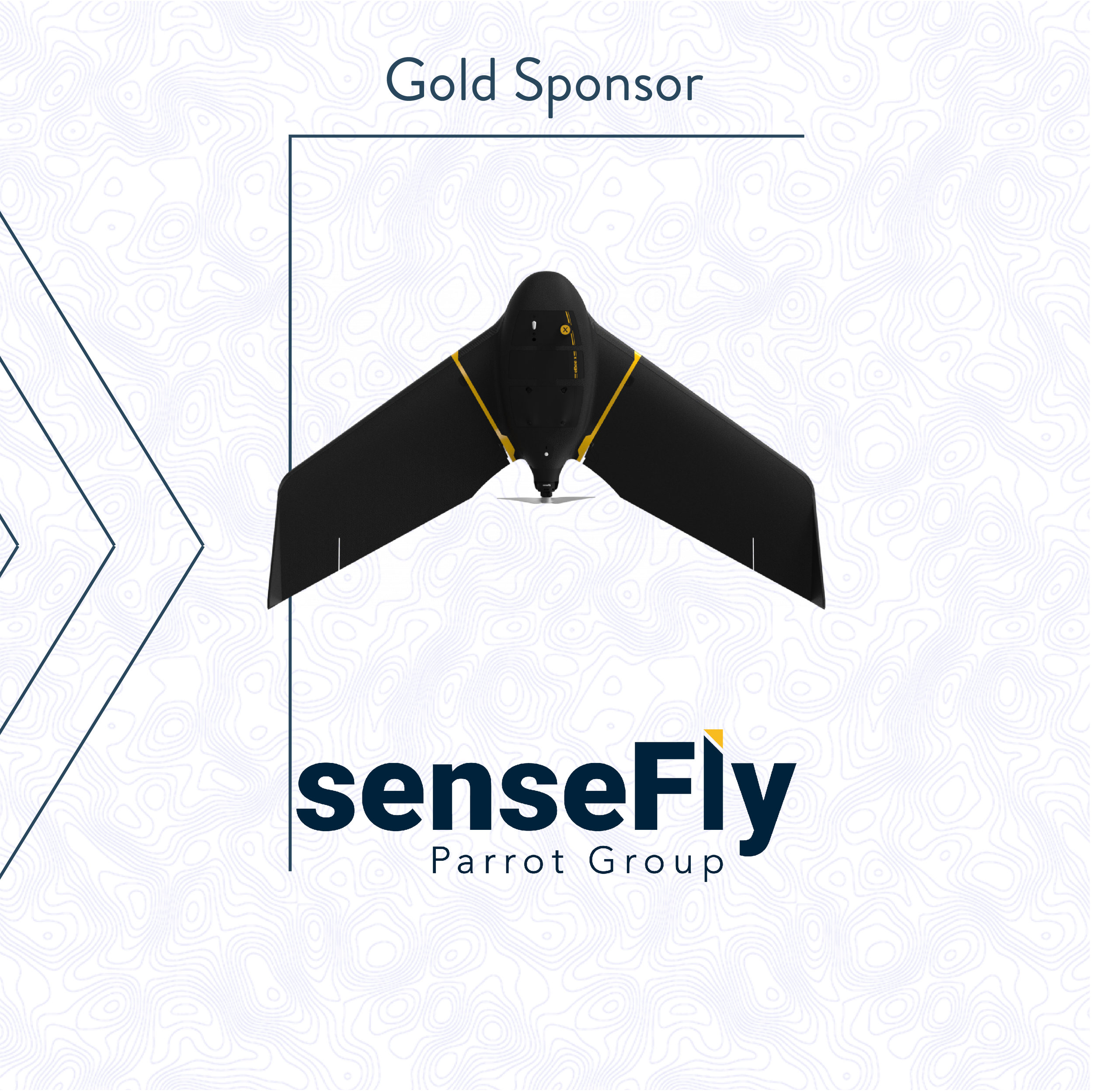 - At senseFly we believe in using technology to make work safer and more efficient.Our proven drone solutions simplify the collection and analysis of geospatial data, allowing professionals in surveying, agriculture, engineering and humanitarian aid to make better decisions, faster. senseFly was founded in 2009 and is the commercial drone subsidiary of Parrot Group.