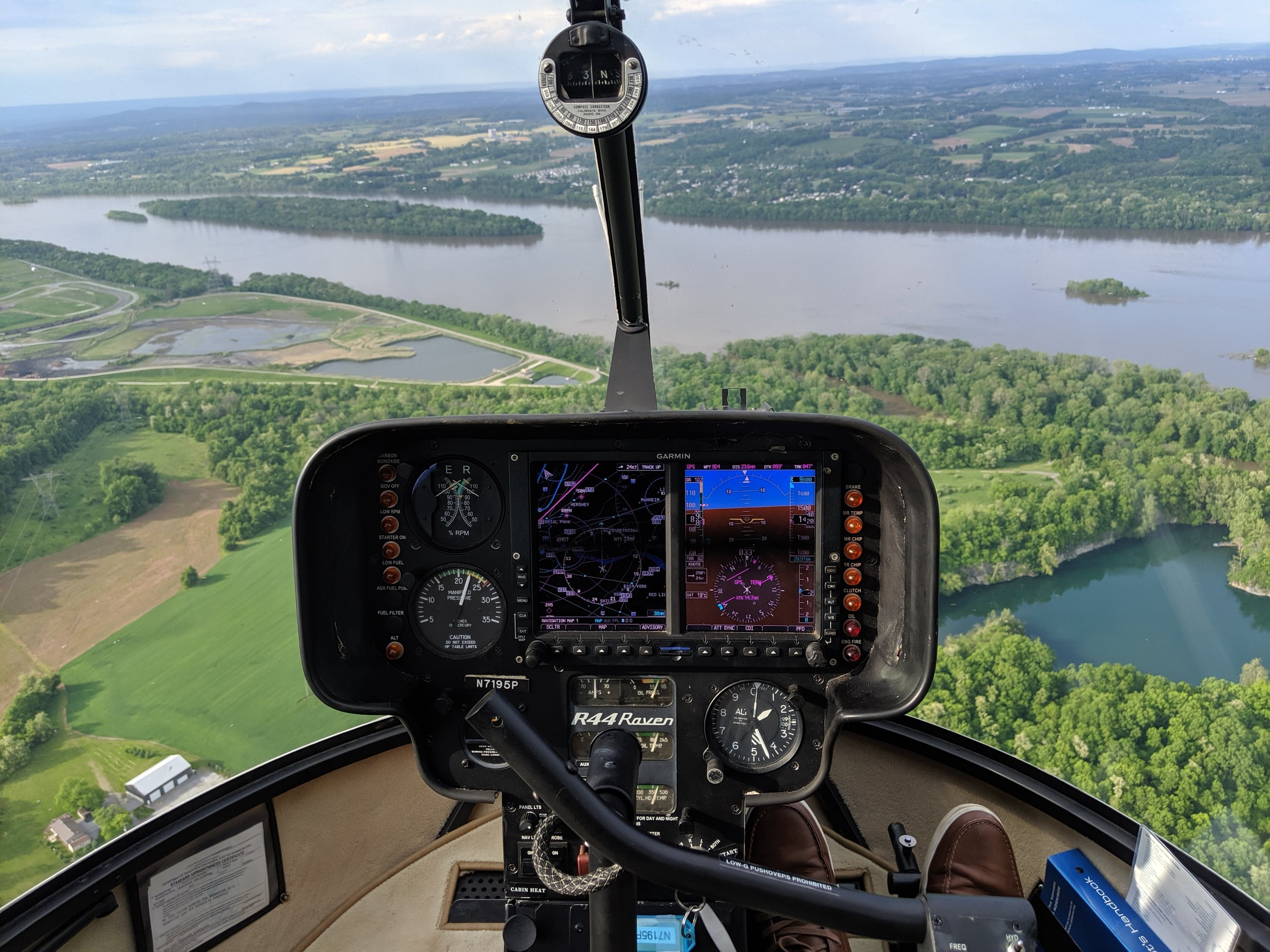 Heli Tours with Updraft Aviation - We pride ourselves in providing the best helicopter tours in South Central, Pennsylvania. Want to learn more about why you should book with us?