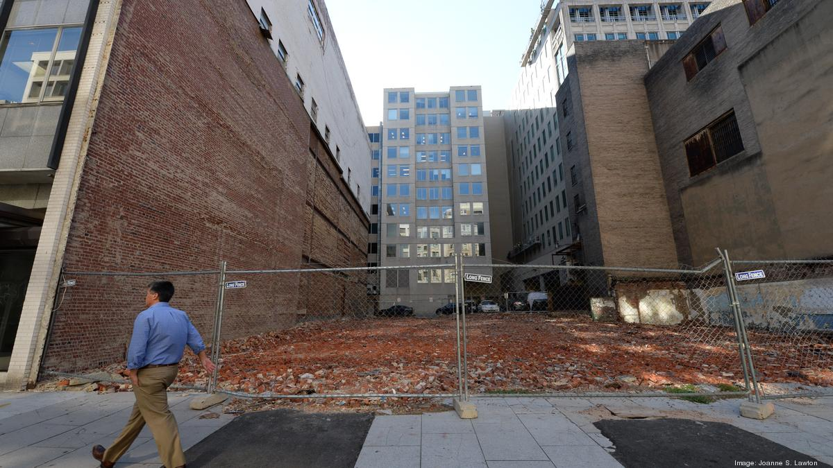 Vacant Lot in DC