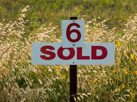Selling Land for Cash