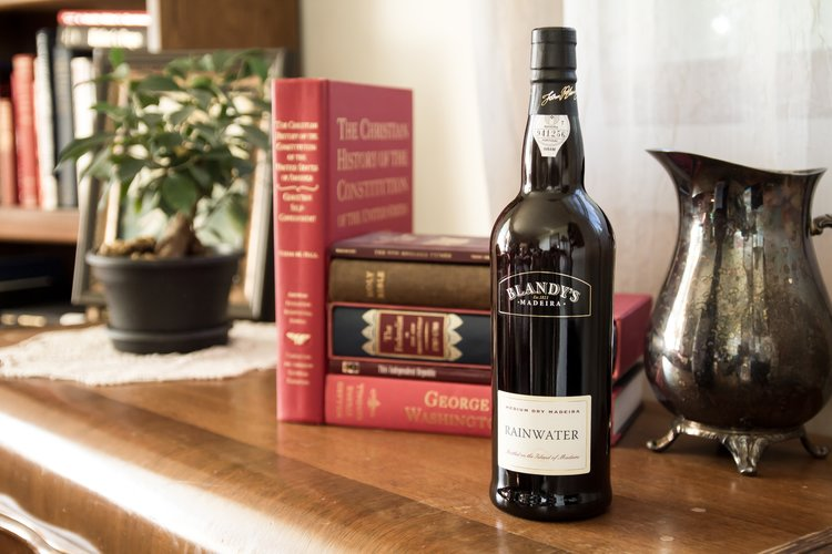 Madeira wine was used to toast the Declaration of Independence