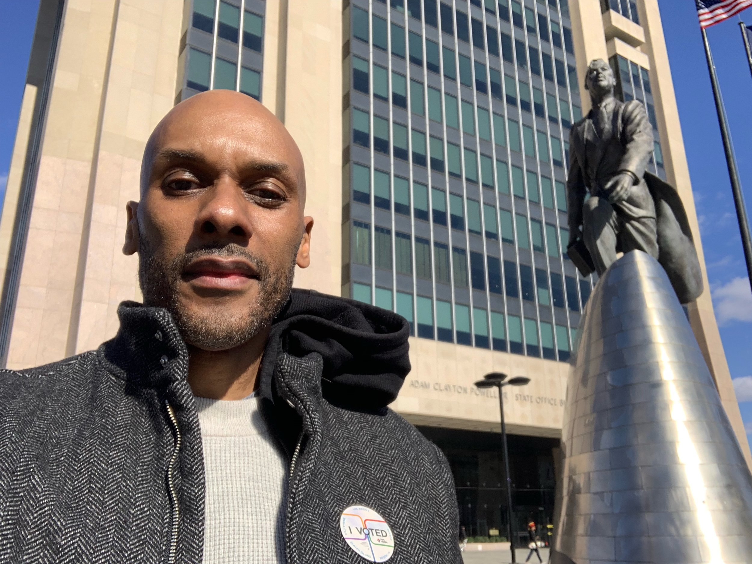 Keith Boykin - Election Day.JPG